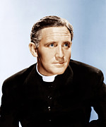 1938 Movies Photos - Boys Town, Spencer Tracy, 1938 by Everett