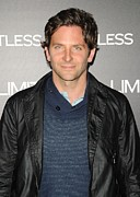 Black Jacket Photos - Bradley Cooper At Arrivals by Everett