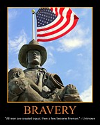 Bravery Print by PMG Images