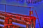 Boaters Prints - Bridge Print by Barry R Jones Jr