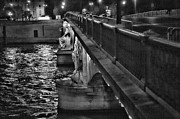 Chuck Kuhn - Bridge of Seine River
