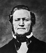 Featured Art - Brigham Young 1801-1877 by Everett