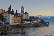 Switzerland Art - Brissago - Ticino by Joana Kruse