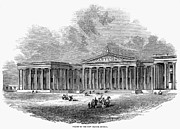 1845 Photos - British Museum, 1845 by Granger