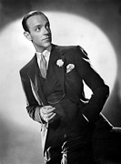 Lapel Framed Prints - Broadway Melody Of 1940, Fred Astaire Framed Print by Everett