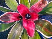 Bromeliad Originals - Bromeliad by Kathryn Barry