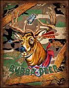 Bubba Deer Print by JQ Licensing
