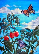 Jerry Padilla - Butterfly Tomatoes