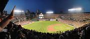 Baseball Prints Prints - Camden Yards Print by Matt Zerbe