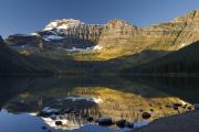 Canadian Prairies Prints - Cameron Lake, Waterton, Alberta, Canada Print by Philippe Widling
