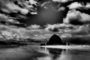 Monolith Prints - Cannon Beach Print by David Patterson