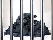 Capturing Framed Prints - Carbon Capture, Conceptual Image Framed Print by Victor De Schwanberg