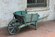 Cart Photo Prints - Cart for Sale Print by Suzanne Gaff