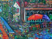 Casa Rio Print by Patti Schermerhorn