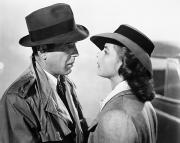 Profile Prints - Casablanca, 1942 Print by Granger