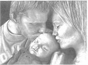 Commision Art - Cassiday Family 1  by Rhonda  Rodericks