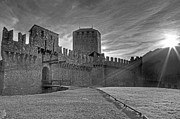 Battlements Prints - Castle Print by Joana Kruse