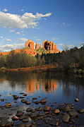  Cathedral Rock Prints - Cathedral Rock Print by Dan Wells