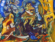 20th Photo Prints - Chaim Soutine (1893-1943) Print by Granger