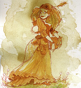 Featured Art - Chamomile by Brian Kesinger