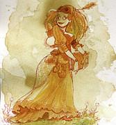 Chamomile Print by Brian Kesinger