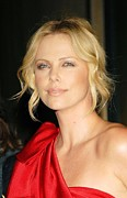 Premiere Prints - Charlize Theron At Arrivals Print by Everett