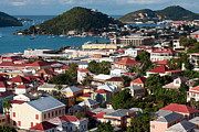Charlotte Photo Prints - Charlotte Amalie Print by Susan E Degginger