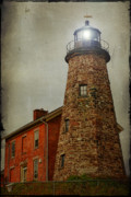 Charlotte Prints - Charlotte Genesee Lighthouse Print by Joel Witmeyer