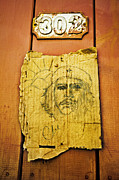 Counterculture Framed Prints - Che Guevara Framed Print by Greg Stechishin