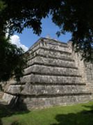Archaeological Photos - Chichen Itza 2 by Douglas Barnett