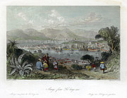 Pushcart Posters - China: Xiamen, 1843 Poster by Granger