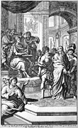 Pilate Art - Christ Before Pilate by Granger