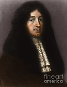 Photo Researchers - Christiaan Huygens, Dutch Polymath