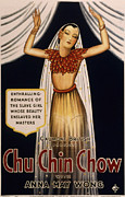 Harem Girl Posters - Chu-chin-chow, Aka Ali Baba Nights Poster by Everett