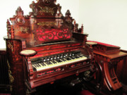 Musical Photos - Church Organ by Scott Hovind