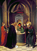 1493 Posters - Circumcision Of Christ Poster by Granger