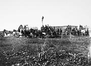 Civil War: Telegraph, 1864 Print by Granger