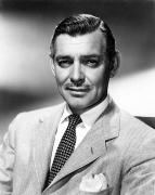 Clark Gable Art - Clark Gable (1901-1960) by Granger