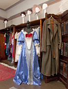 Dressing Room Photos - Classic Fashions in a Closet by Jaak Nilson