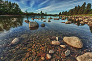 Spokane River Prints - Clear Choice Print by Reflective Moments  Photography and Digital Art Images