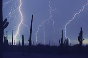 John A Ey III and Photo Researchers - Cloud to Ground Lightning
