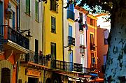 Small Towns Metal Prints - Collioure Metal Print by K C Lynch