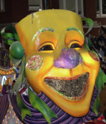 Highsmith Prints - Colorful Mardi Gras Floats - New Orleans Louisiana Print by Carol M Highsmith