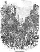 Hookah Prints - Constantinople, 1853 Print by Granger