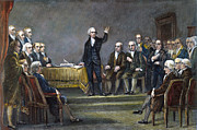 Philadelphia Prints - Constitutional Convention Print by Granger