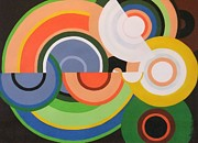 Donna Wiegand - Contemporary Circles