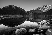 Jim Ross - Convict Lake Reflection