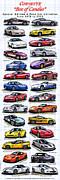 Special Edition Corvettes - Corvette Box of Candies - Special Edition and Indy 500 Pace Car Corvettes by K Scott Teeters