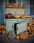 Autumn In The Country Prints - Country Store Print by Boyd Alexander
