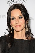 Courteney Cox Posters - Courteney Cox In Attendance For Cougar Poster by Everett